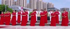 深圳坪山区城市人文航拍视频视频素材