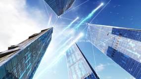 智慧城市视频素材