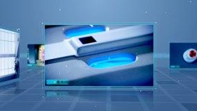 科技图文宣传片头AE模板AE模板
