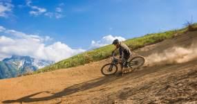 自行车运动视频素材