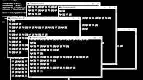 代码黑客编程科技焦虑AE模板