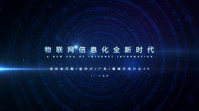 【原創】大氣高端科技標題文字4KAE模板