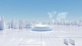 企业宣传片专题片图文展示AE模板