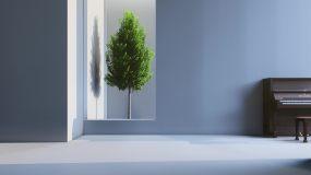 地产高端创意空间光影建筑概念视频素材