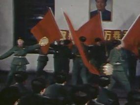 70年代军营生活视频素材