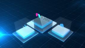 科技数据展示AE模板