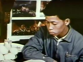 70年代群众生活视频素材