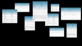 简约商业科技文字包装2AE模板