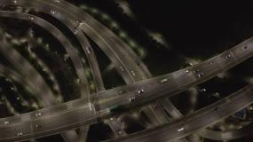 立交桥视频素材