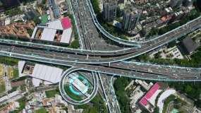 【4K原创】科技互联网城市-广州CBD视频素材