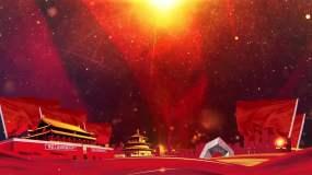 《在灿烂阳光下》歌曲配乐舞台背景视频素材