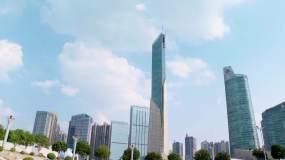 【4K延时】长沙核心区视频素材