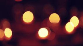 浪漫烛光1080P视频素材