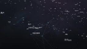 AE科技感片头发布会LOGOAE模板