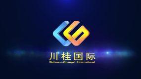 质感logo标志动画(无插件)AE模板